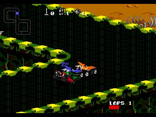 Сега игры на эмулятор гонки