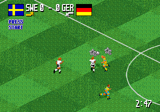 Head-On Soccer